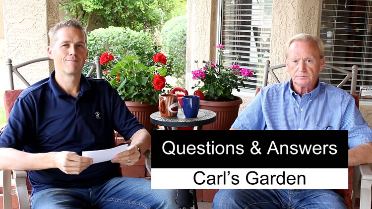 Gardening Questions & Answers